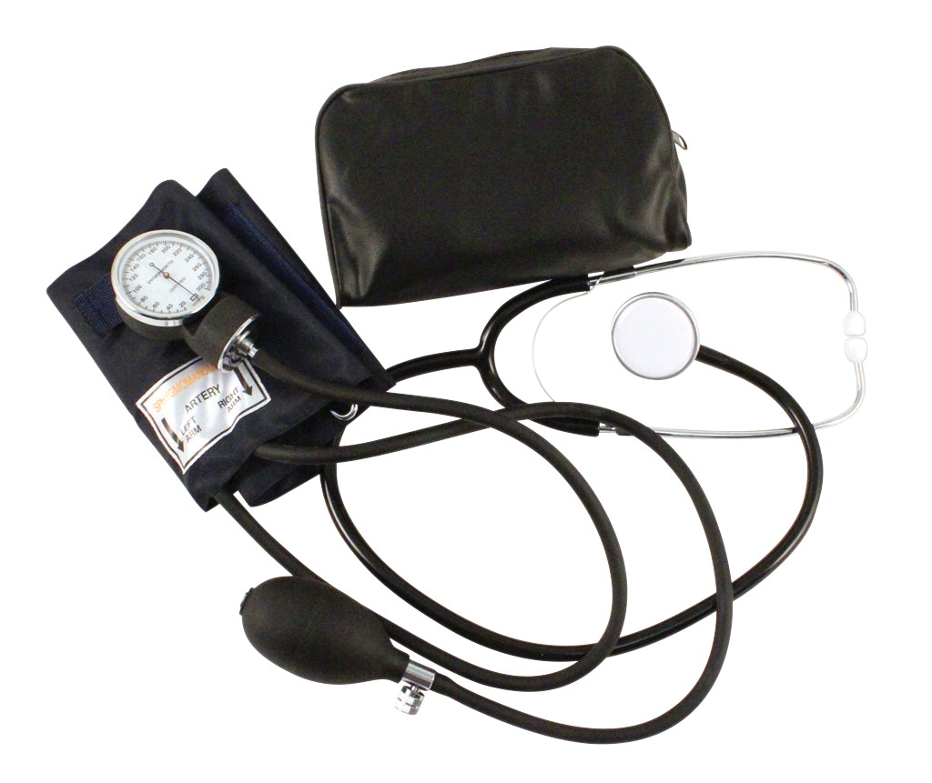 Frey Scientific Aneroid Student Blood Pressure Kit