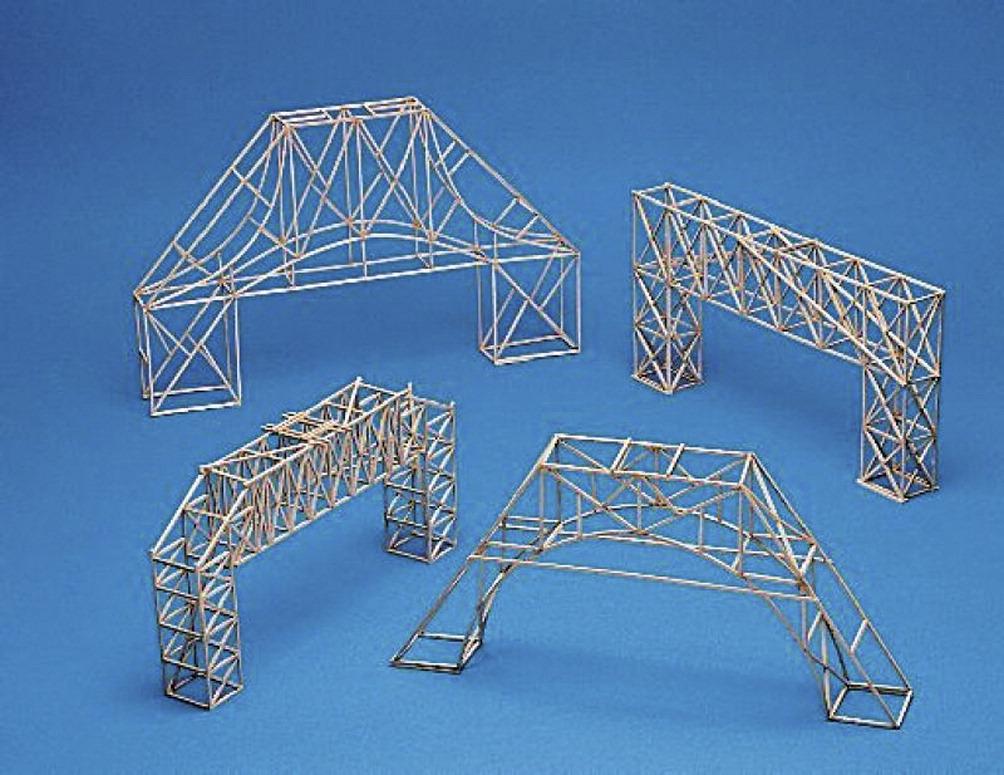 Bridge Building Kit Frey Scientific Cpo Science