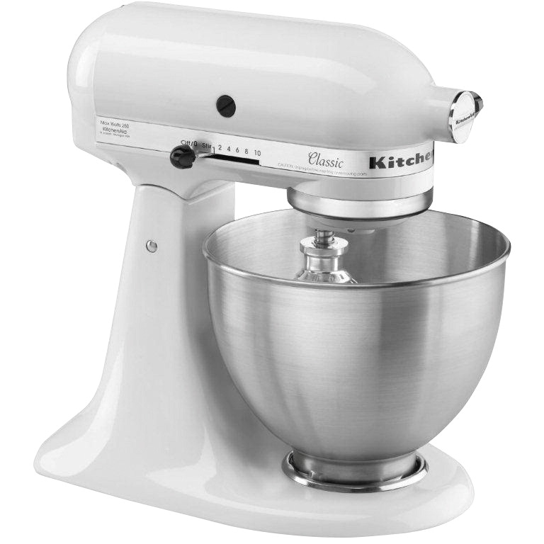 Kitchenaid Classic Stand Mixer White School Specialty