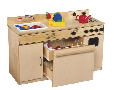 Childcraft All In One Kitchen Center School Specialty