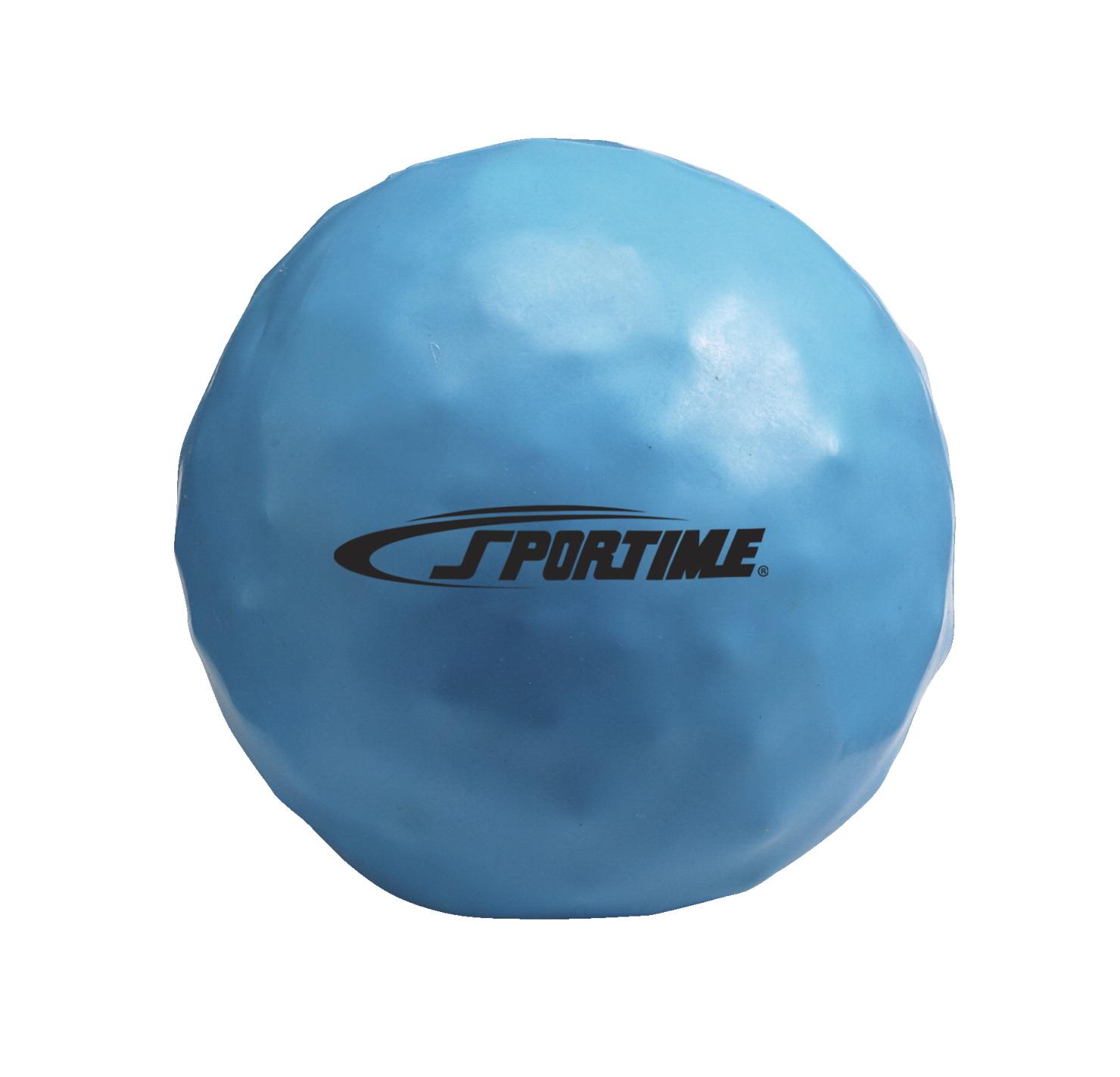 Sportime Yuk-E-Ball Medicine Ball, 3-1/3 Pounds, 6-1/2 Inches, Blue at Sears.com