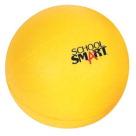 School Smart 7 in Foam Junior Basketball, Yellow