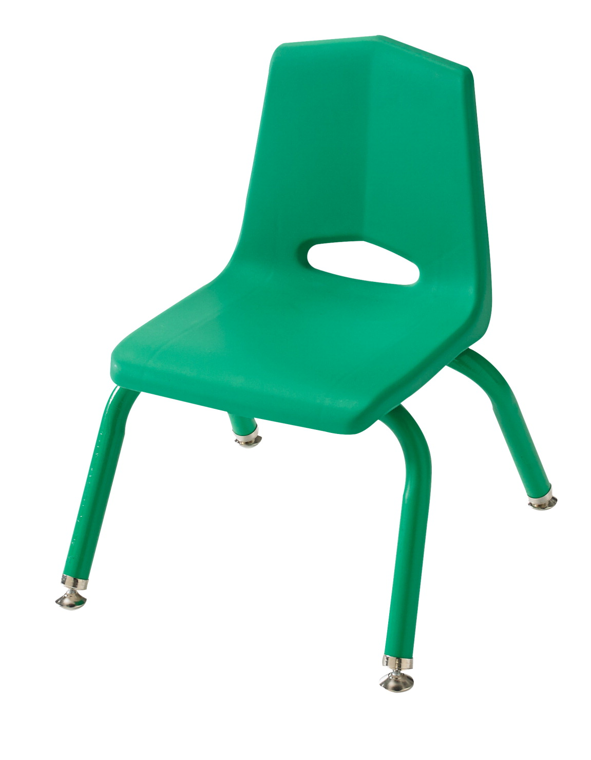 Royal Seating 1100 Series Stack Chair, 10 in Seat, Matching Frame