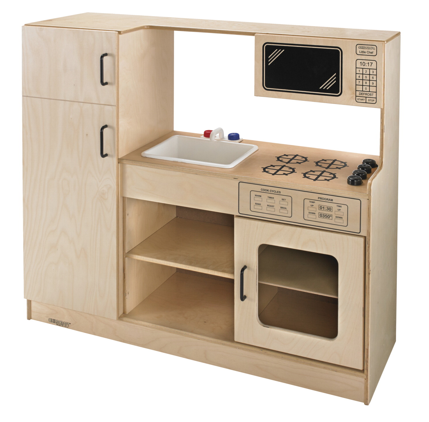 childcraft see thru kitchen center school specialty