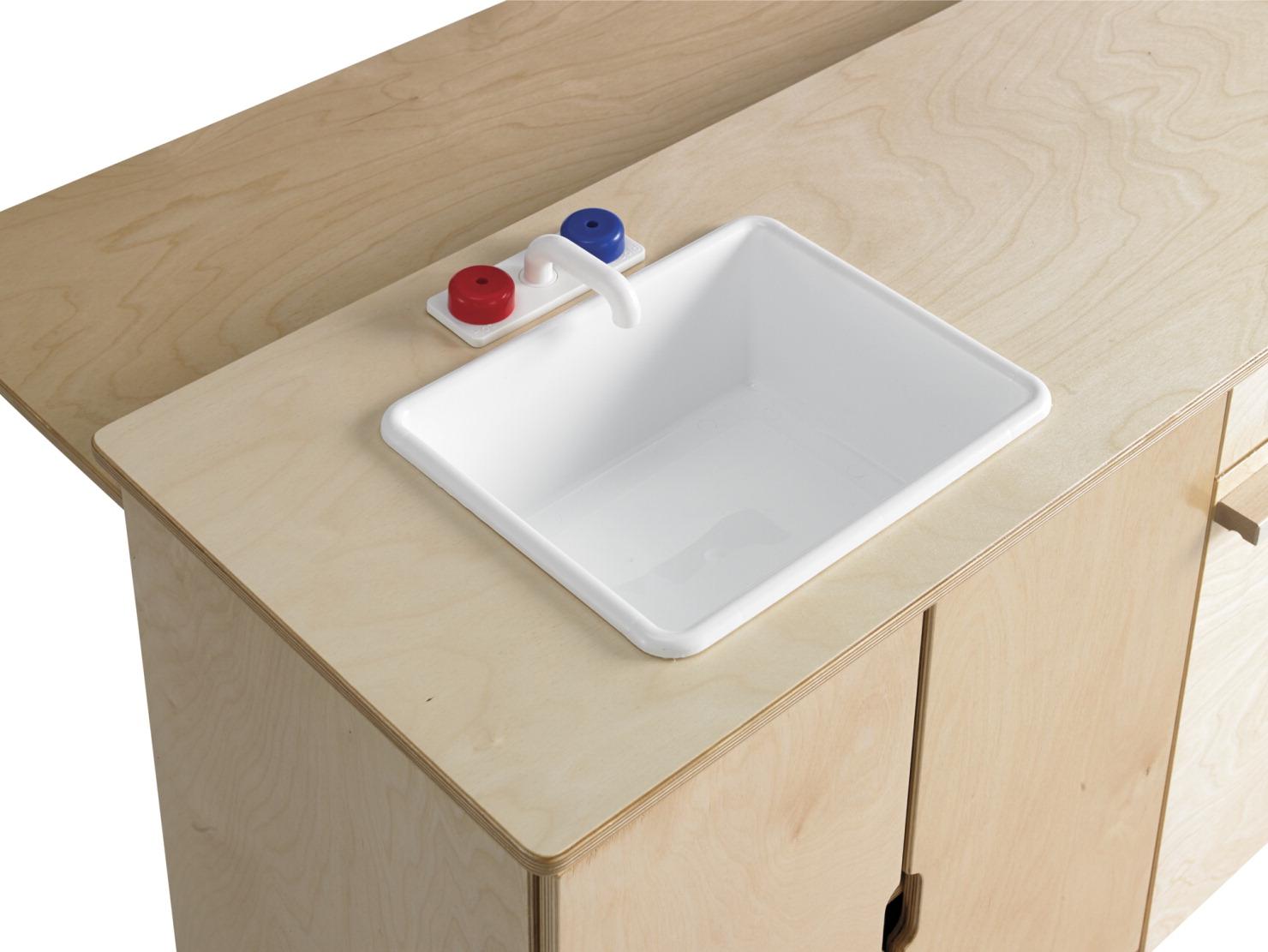 Childcraft Modern Kitchen Sink And Dishwasher Combo