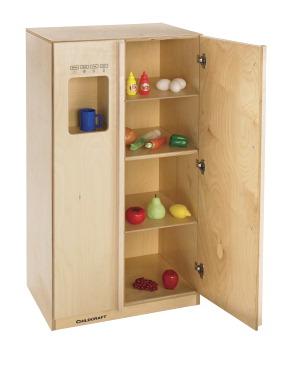 Kitchen refrigerator school specialty marketplace for Child craft play kitchen