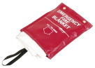 Sellstrom Fire Blanket with Hanging Pouch, 6 L x 5 W ft