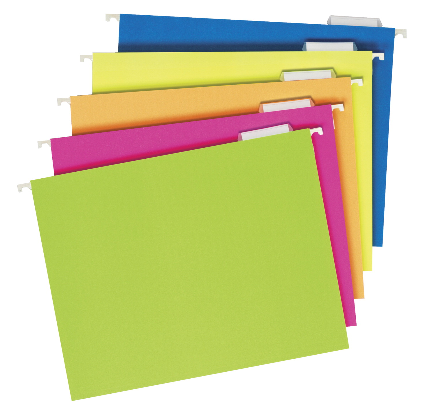 Pendaflex File Folder Assorted Glow School Specialty
