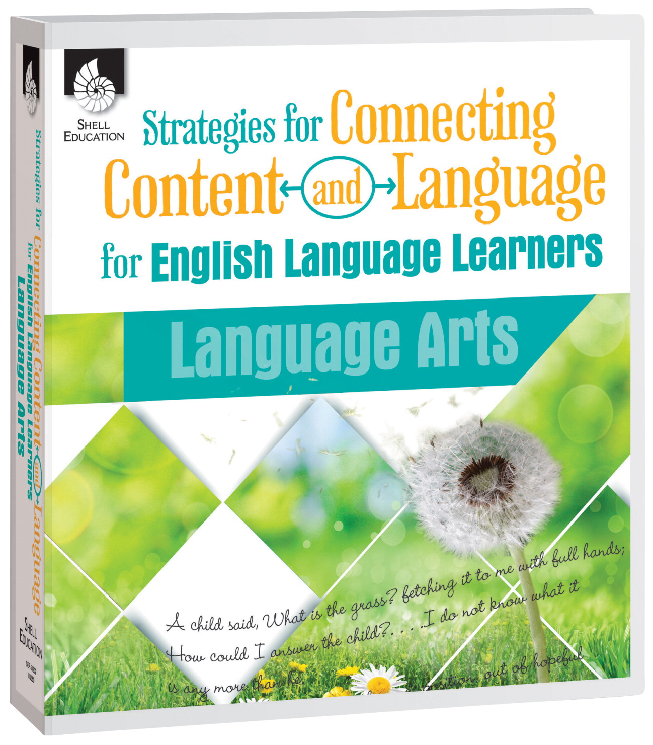 Shell Education Strategies for Connecting Content and Language for ELL in Language Arts Book