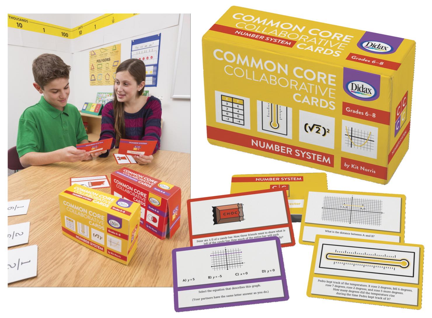 Collaborative Classroom Store ~ Collaborative card classroom direct