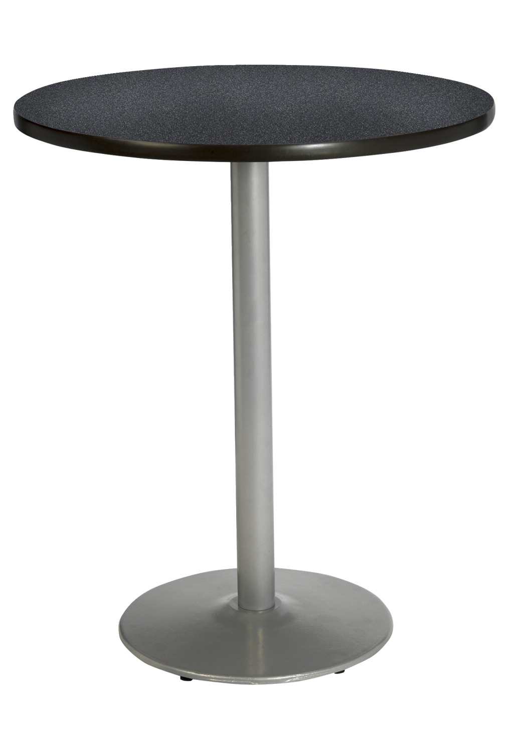 Kfi Seating Round Bar Height Cafe Pedestal Table Base 42 X Inches