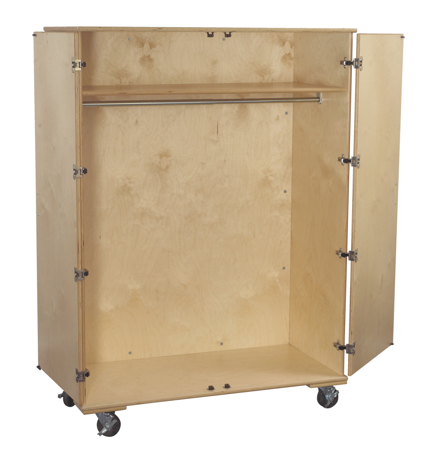 Modular Classroom Specifications ~ Classroom select large mobile wardrobe storage unit