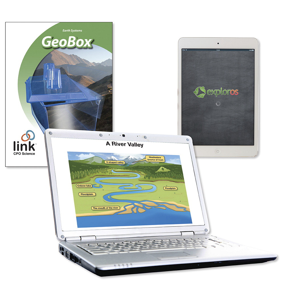 CPO Science Link GeoBox Teacher's Guide with Digital Access