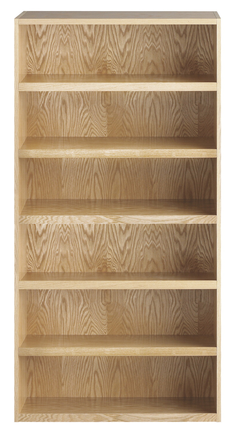 Diversified Woodcrafts Chemical Shelving, 36 x 16 x 72 Inches, Oak, UV Chemical Resistant