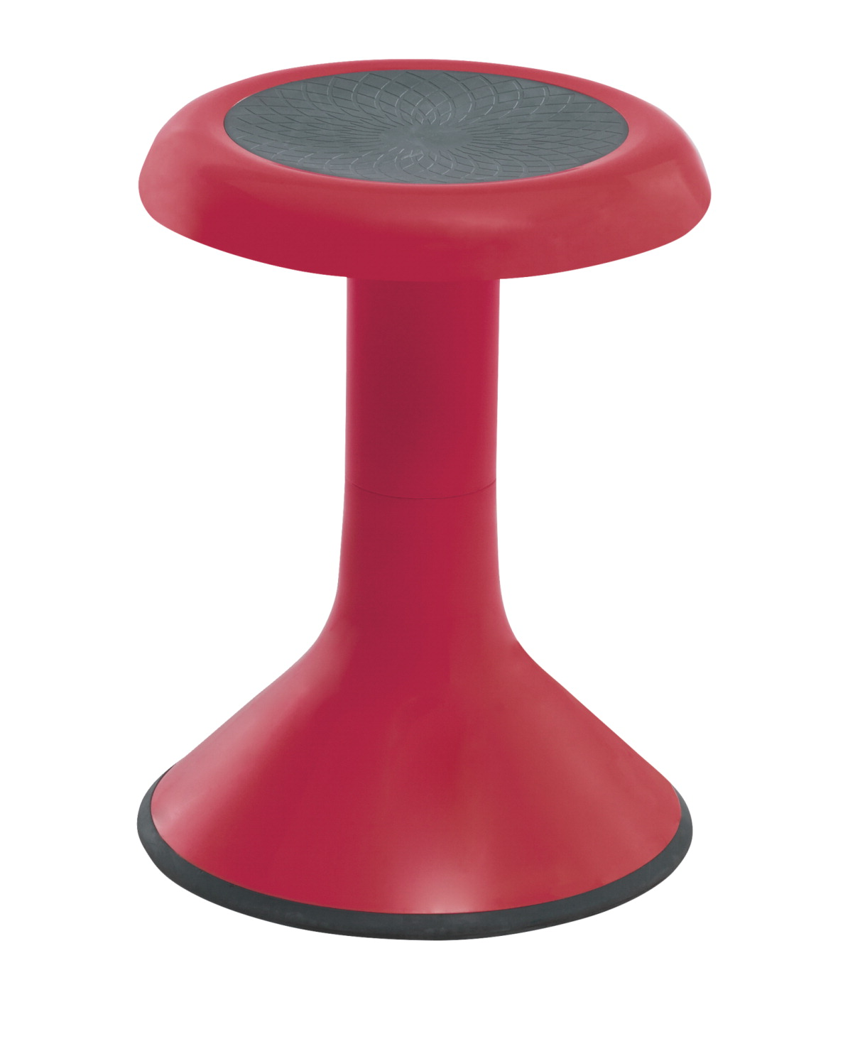 Classroom Select NeoRok Stool, Active Wobble Seating, Rubber Seat, 18-1/2 Inch Seat Height
