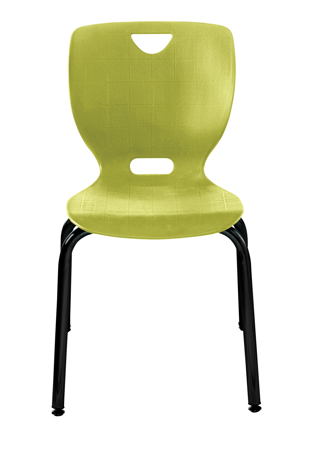 Classroom Select NeoClass Smooth Back Chair, 18 Inch Seat Height, Various Options