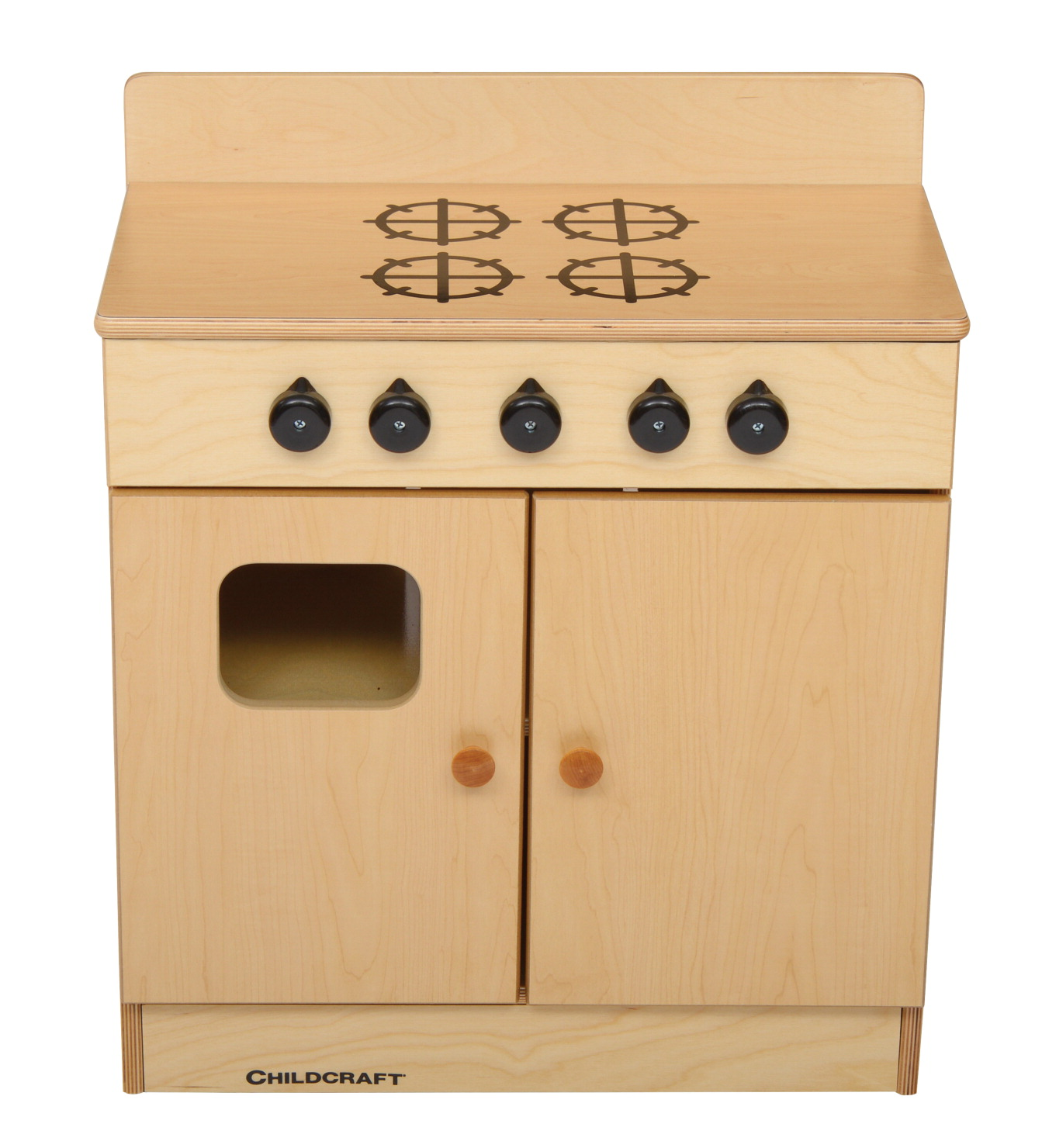 Childcraft play stove classroom direct for Child craft play kitchen