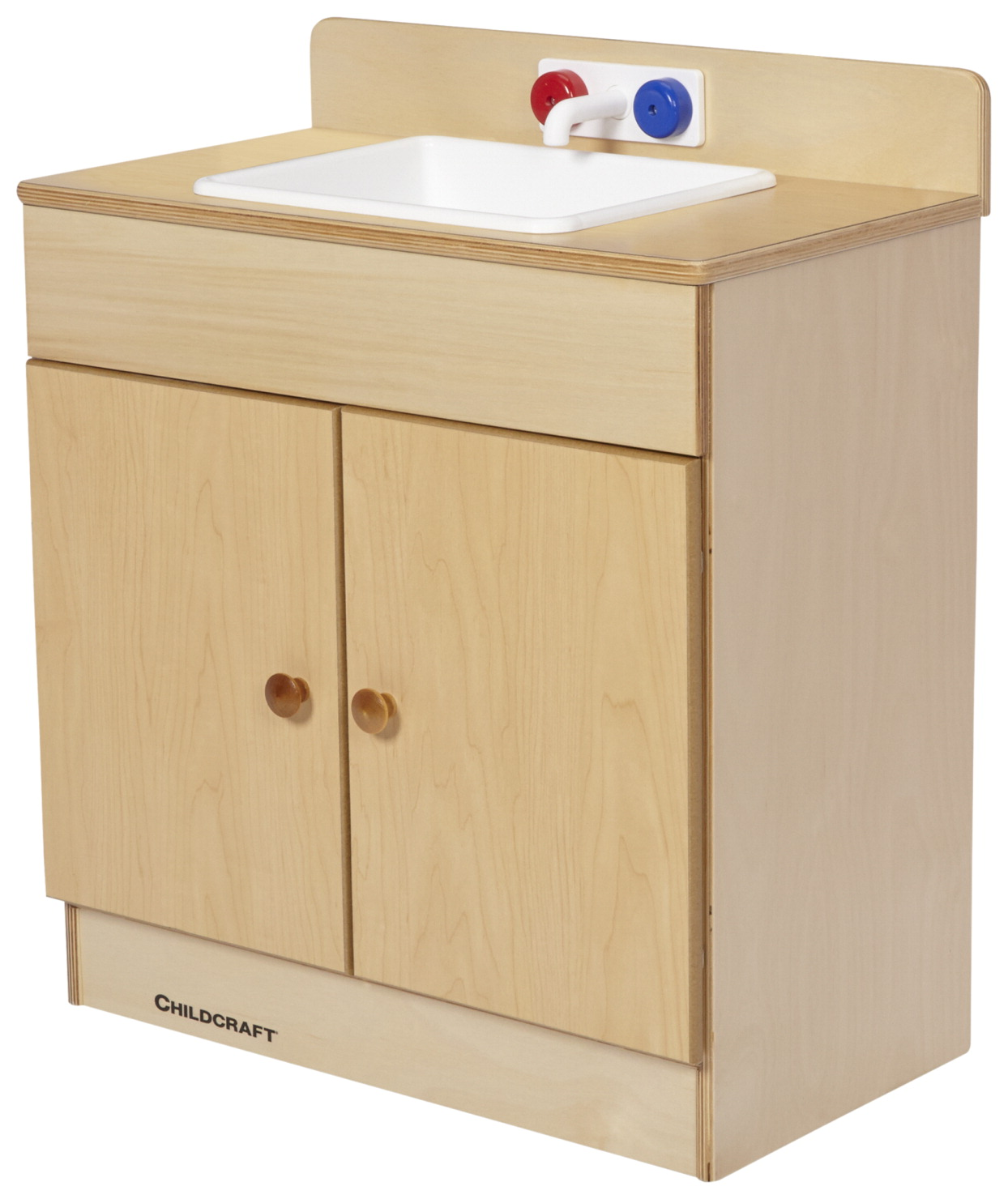 Childcraft Play Sink, 24 x 13-3/8 x 27-3/4 Inches