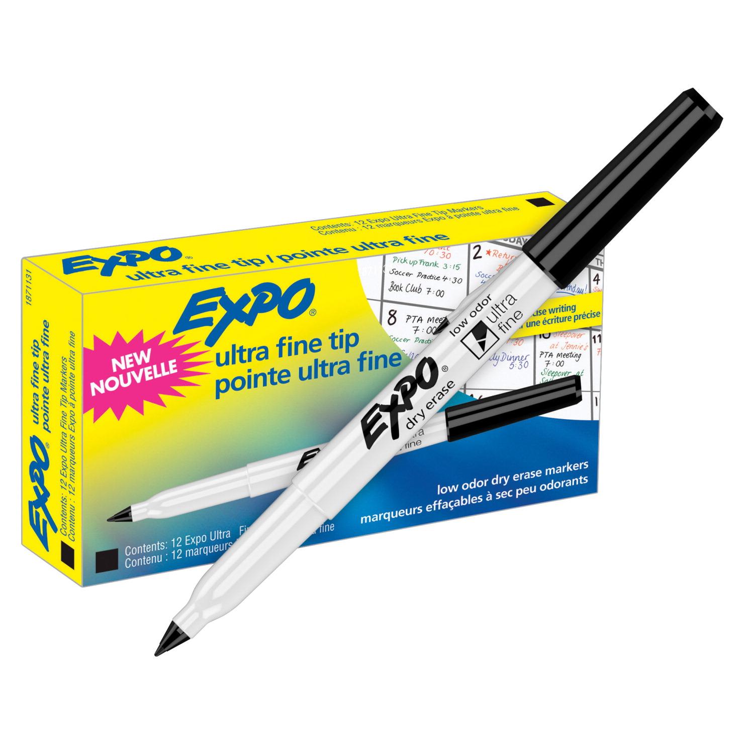 EXPO Dry Erase Marker, Black - SCHOOL SPECIALTY MARKETPLACE