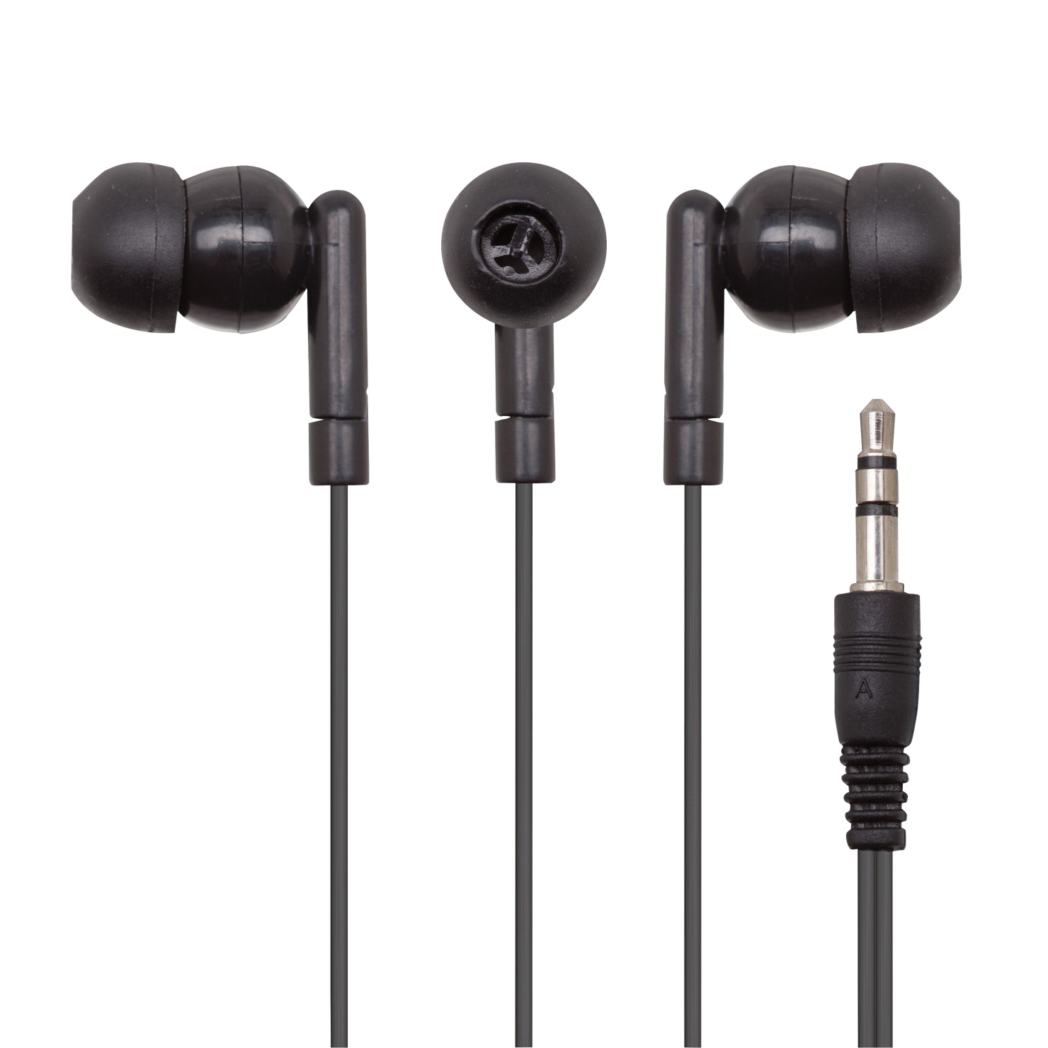 Califone E1 Economy Ear Bud with 3.5mm Plug