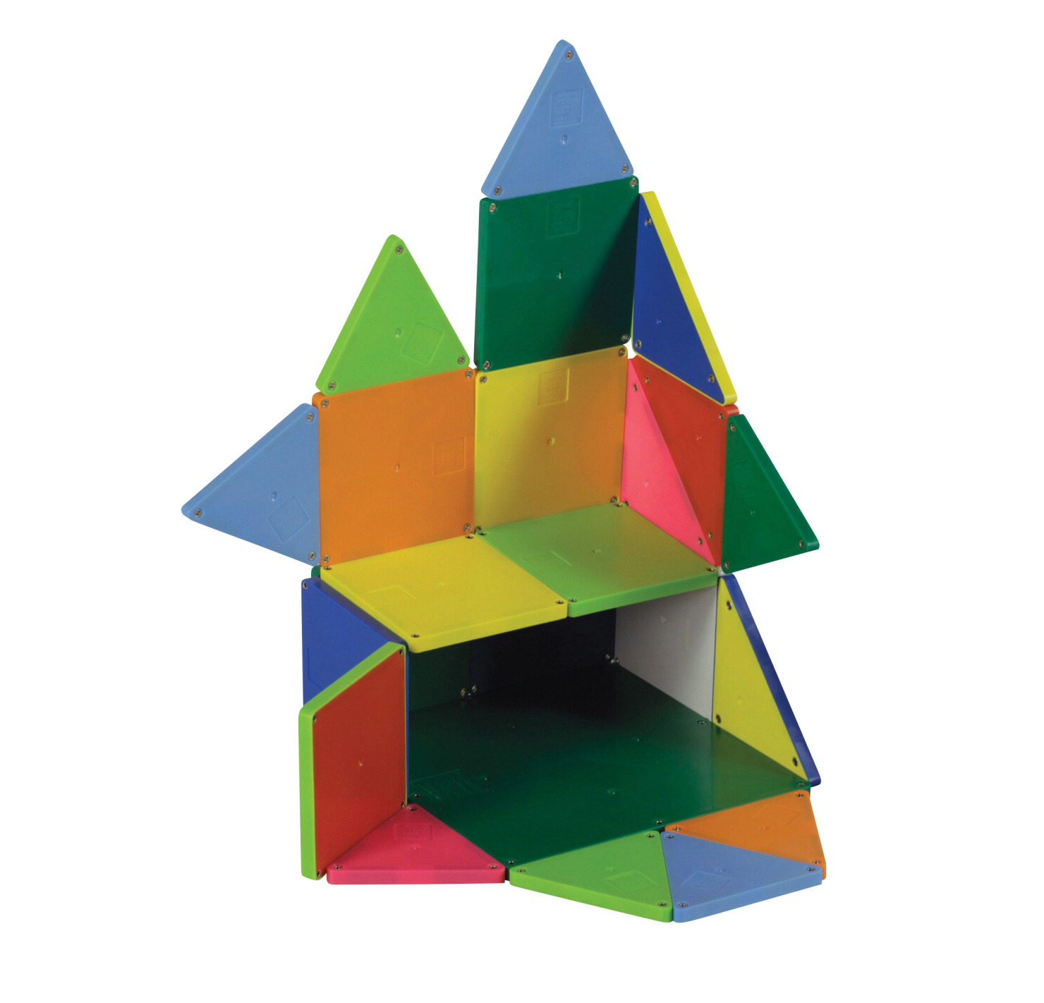 Magna Tiles 3 D Magnetic Building Tiles School Specialty
