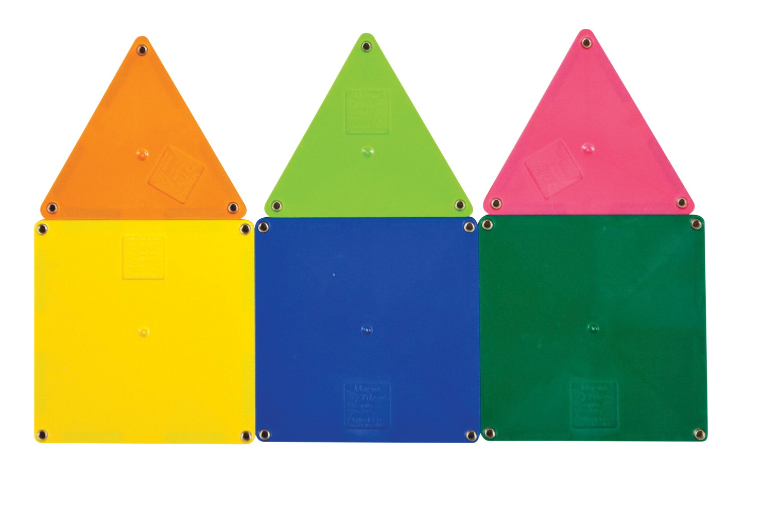 Magna Tiles 3 D Magnetic Building Tiles School Specialty