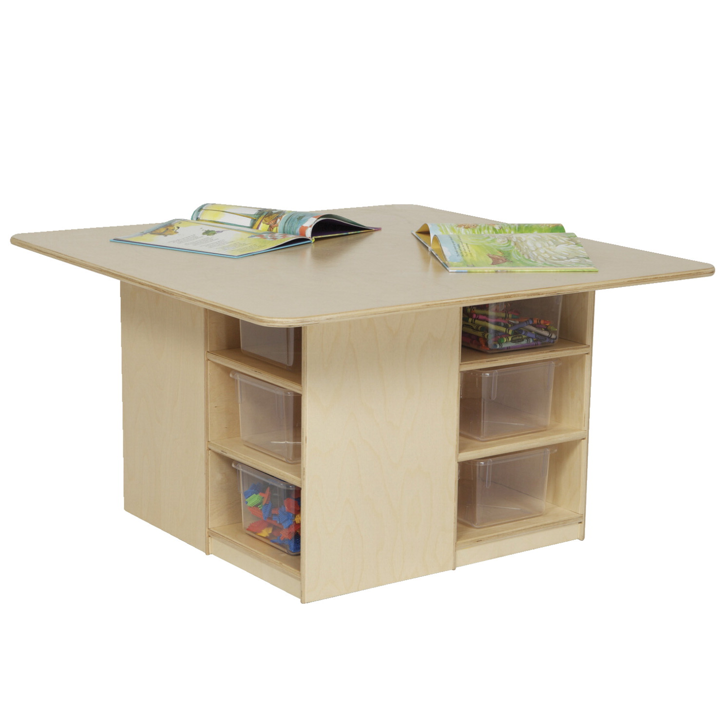 Cubby table school specialty marketplace for Table design using jsp