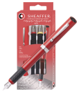 Sheaffer Broad Pen Point Mini Calligraphy Kit, Fine, Medium, Assorted Ink