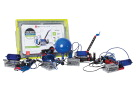 PCS Edventures Discover Robotics and Physics Kit, After School Program, Classic, Grades 6 to 8