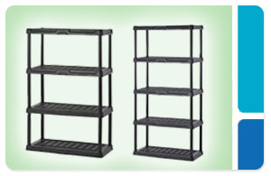 Sandusky Lee Shelving