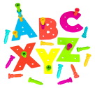 Alphabet Games, Alphabet Activities, Alphabet Learning Games Supplies, Item Number 1364120