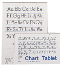 Chart Tablets, Chart Supplies, Item Number 085327