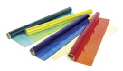 Sax Cellophane - 20 x 150 inch Rolls - Set of 4 - Red, Yellow, Blue and Green