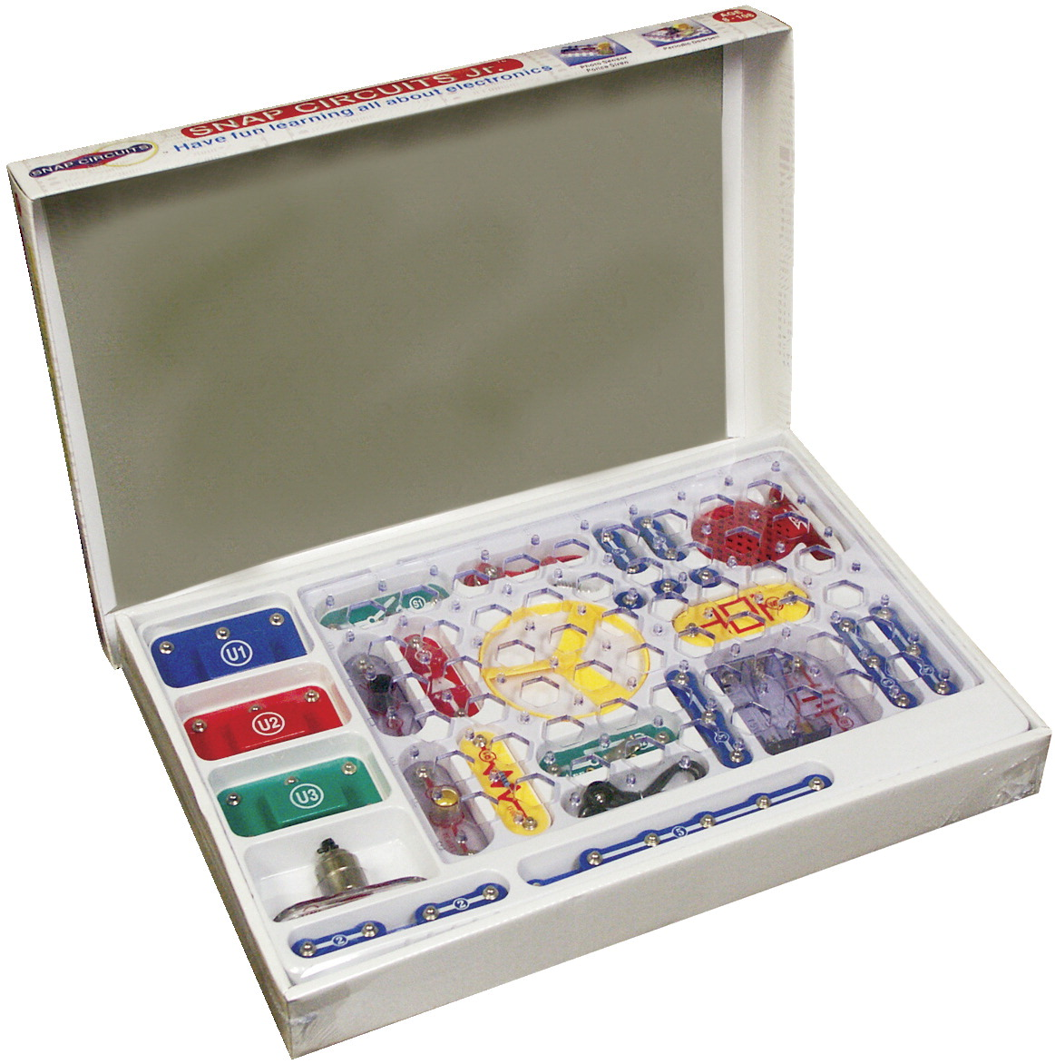 Electronic Circuits Set School Specialty Canada Snap Circuit Elenco 30 Piece Kit