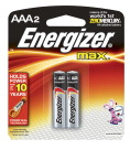 AAA Batteries, Item Number 090164