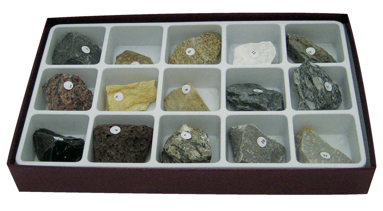 Scott Resources Introductory Rock Collection, Set of 15