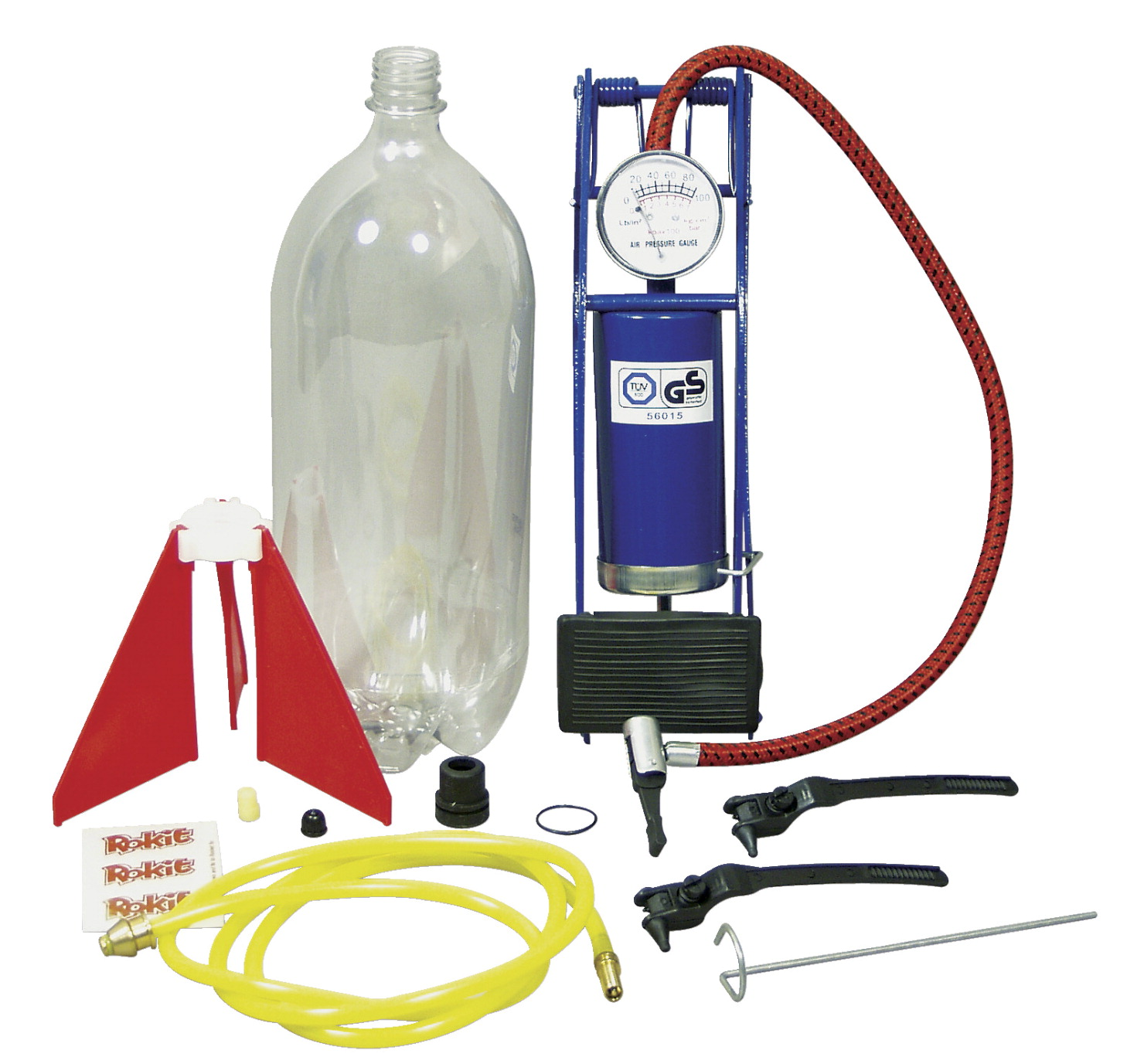 Delta Education Bottle Rocket Science Kit