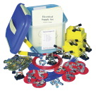 Delta Education Electrical Supply Kit, Grade 5 - 8