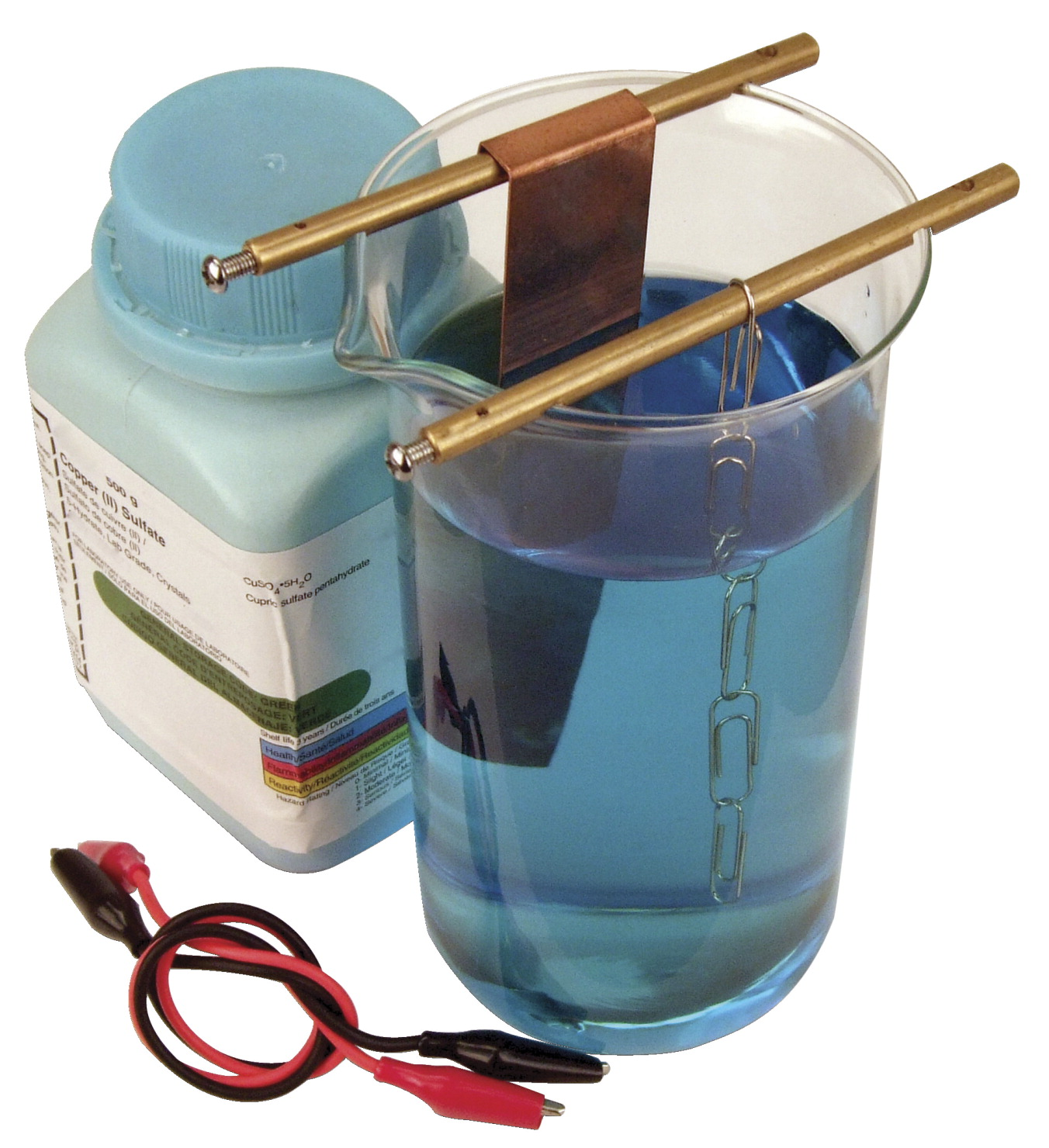Science First Copper Plating Kit