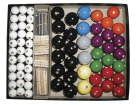 Frey Scientific Advanced Molecular Model Set - Set of 121 Pieces