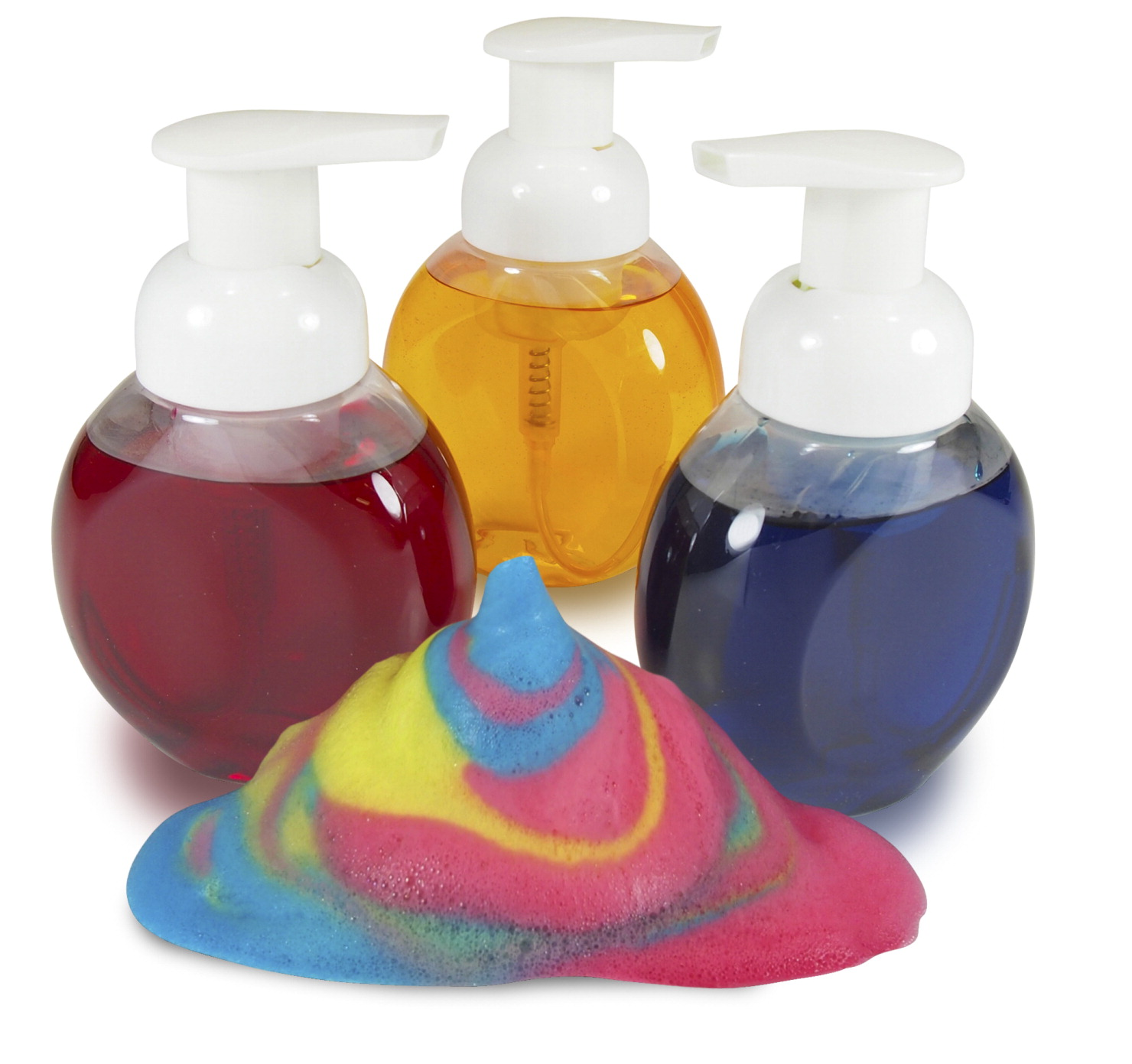 Roylco Foam Paint Bottles, Pack of 3