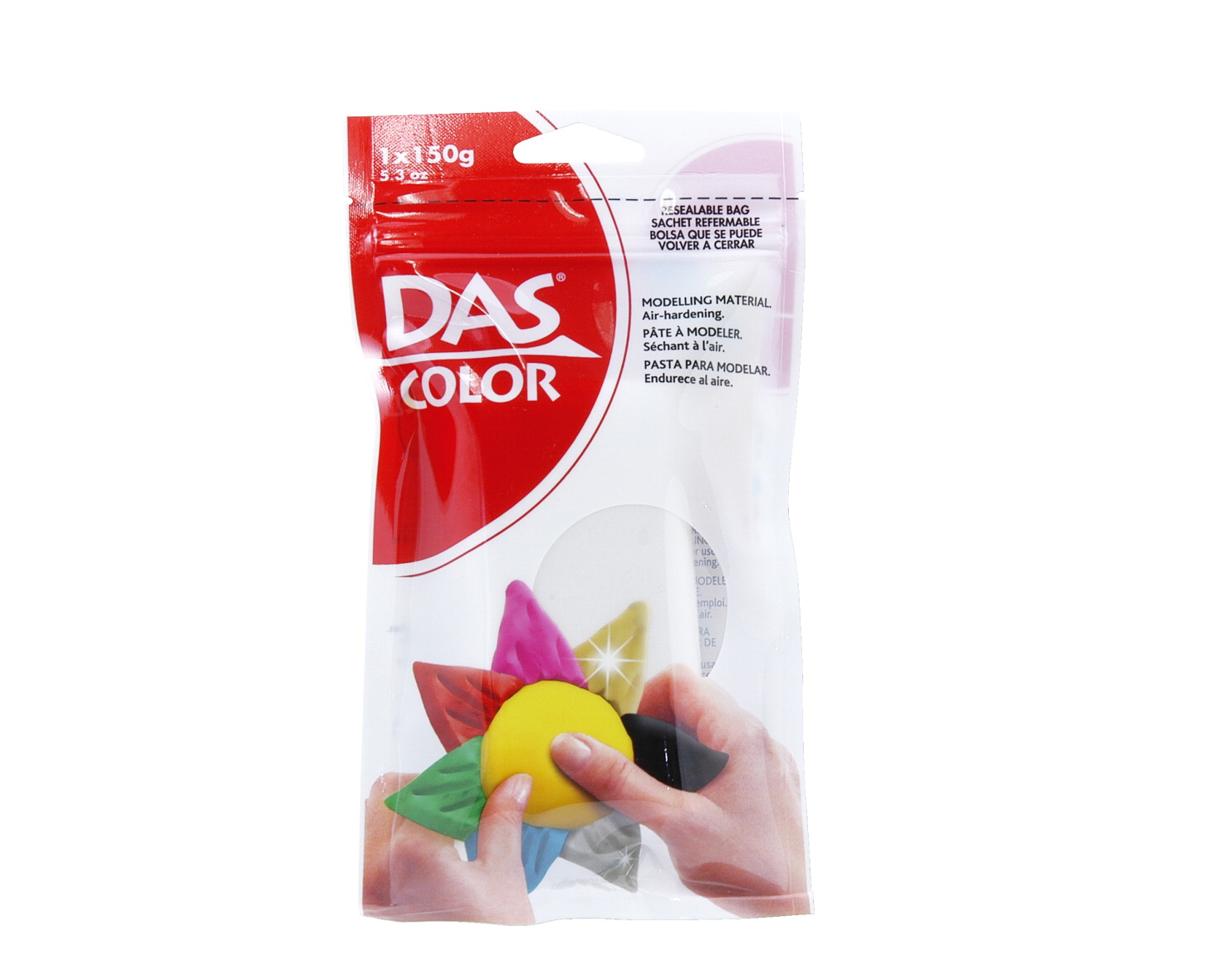 das air dry clay instructions