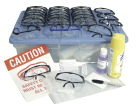 Delta Education Safety Glasses Kit, Pack of 30