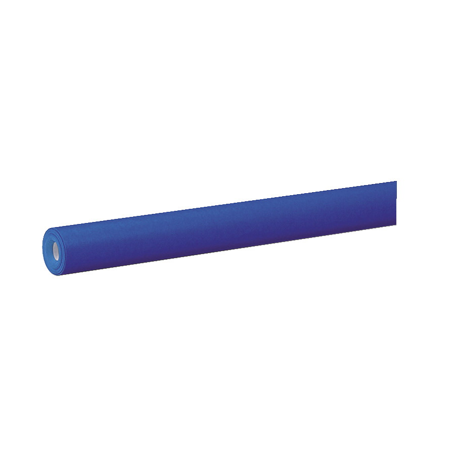 Fadeless Paper Roll, Royal Blue, 48 Inches x 50 Feet