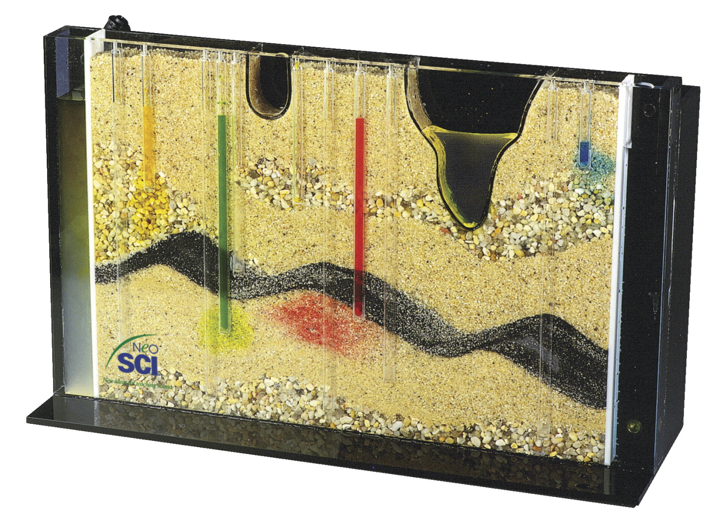 Neo/SCI Groundwater Exploration Activity Model, 20 X 5 X 12-1/2 in