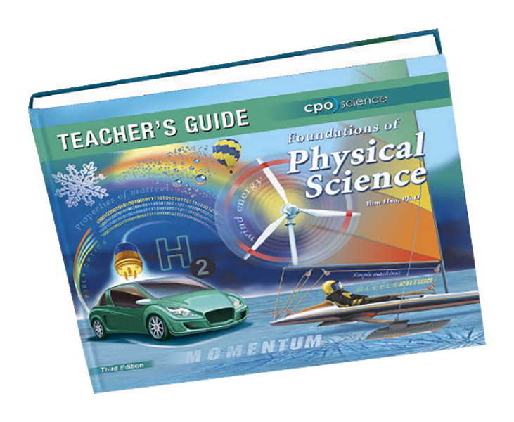CPO Science Foundations of Physical Science Teacher's Guide