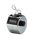 Frey Scientific Hand Tally Counter, Plated Chrome