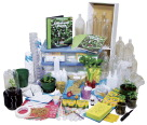 Delta Science Module DSM-3 Classroom Plants Science Module Complete Kit