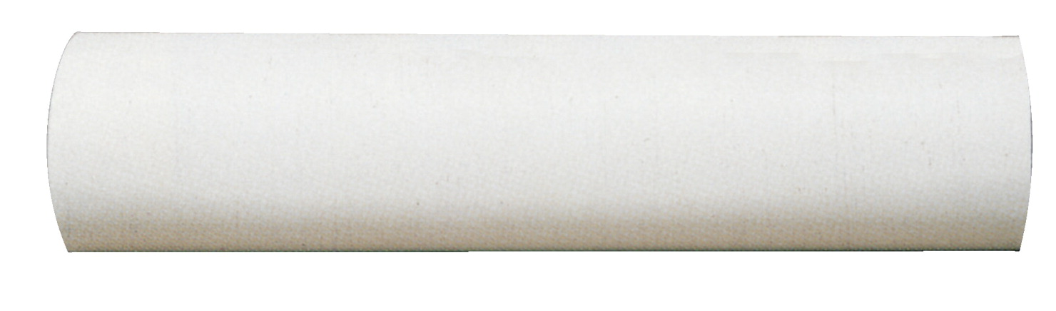 School Smart Kraft Wrapping Paper Roll, 50 lb, 36 Inches x 1000 Feet, White