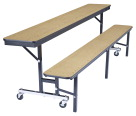 Convertible Bench Tables Supplies, Item Number 1433642